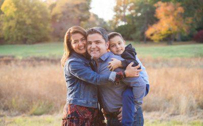 Fall Family Photo Session 2021